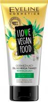 EVELINE - I LOVE VEGAN FOOD - Refreshing face wash gel - Revitalizing - 150 ml