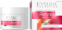 EVELINE - EKSPERT PIELĘGNACJI - Retinol + aktywny tlen - Przeciwzmarszczkowy krem liftingujący - Dzień/Noc - 50 ml