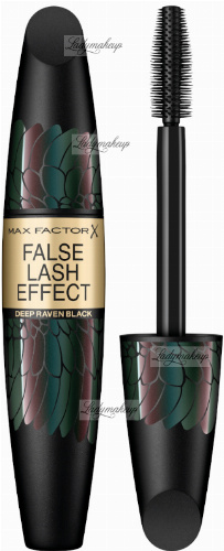 Max Factor - FALSE LASH EFFECT - Tusz do rzęs - DEEP RAVEN BLACK