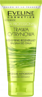 EVELINE - SALON DE LA FRANCE - SPA! PROFESSIONAL - LEMON GRASS - Intensively regenerating body lotion - 200 ml