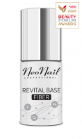 NeoNail - REVITAL BASE FIBER - Strengthening nail base - 7.2 ml