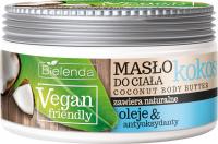 Bielenda - Vegan Friendly - Coconut Body Butter - Body Butter - Coconut - 250 ml