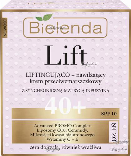 Bielenda - Lift - Advanced Promo Complex - Lifting and moisturizing anti-wrinkle cream - 40+ - Day - 50 ml