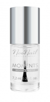 NeoNail - MOMENTS - Breathable Base/Top - Lakier klasyczny - Baza/Top - 2w1 - 7,2 ml