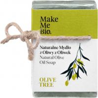 Make Me Bio - NATURAL OLIVE OIL SOAP - Naturalne mydło w kostce z oliwy z oliwek