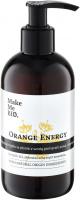 Make Me Bio - ORANGE ENERGY - SOAP - Delikatne mydło w płynie z wodą pomarańczową i olejkami - 250 ml