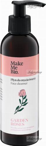 Make Me Bio - GARDEN ROSES - Face Cleanser - Płyn do mycia twarzy - 200 ml