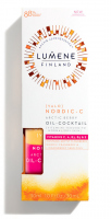 LUMENE - VALO - ARCTIC BERRY OIL COCKTAIL - Multivitamin strengthening cocktail with Arctic cloudberry - 30 ml