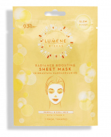 LUMENE - KIRKAS - Radiance Boosting Sheet Mask