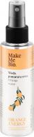 Make Me Bio - ORANGE ENERGY - Orange Water - Woda pomarańczowa - 100 ml