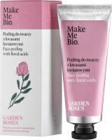 Make Me Bio - GARDEN ROSES - Face Peeling with Floral Acids - Peeling do twarzy z kwasami kwiatowymi - 40 ml