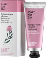 Make Me Bio - GARDEN ROSES - Face Peeling with Floral Acids - Peeling do twarzy z kwasami kwiatowymi - 40 ml