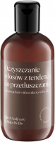 Make Me Bio - HAIR & SCALP CARE - Vegan Shampoo - Cleansing Hair with Tendency To Be Oily - Szampon wegański - Oczyszczanie włosów z tendencją do przetłuszczania  - 250 ml