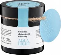 Make Me Bio - AQUA LIGHT - Cream - Lekki krem dla skóry tłustej i mieszanej - 60 ml
