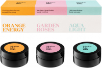 Make Me Bio - Classics - ORANGE ENERGY, GARDEN ROSES, AQUA LIGHT - Set of 3 face creams - 3 x 20 ml