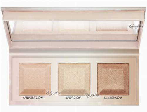 Essence - CHOOSE YOUR GLOW - Highlighter Palette - Paleta rozświetlaczy