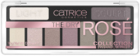 Catrice - THE DRY ROSE - COLLECTION EYESHADOW PALETTE - 9 eyeshadows