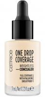 Catrice - ONE DROP COVERAGE - WEIGHTLESS CONCEALER - Drop concealer