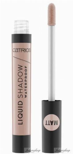 Catrice - Liquid Shadow - Waterproof - Wodoodporny cień w płynie - 5,5 ml