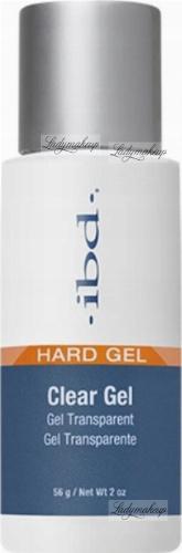 Ibd - Hard Gel - Clear Gel - Żel jednofazowy - 56 g