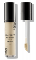 AFFECT - EYE RETOUCH CONCEALER - Covering concealer under the eyes - 4 ml - MEDIUM - MEDIUM