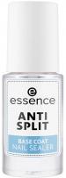 Essence - ANTI SPLIT - BASE COAT NAIL SEALER - Baza / odżywka do paznokci chroniąca przed rozdwajaniem i odpryskami - 8 ml