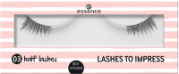Essence - LASHES TO IMPRESS - False eyelashes halves - 03 Half Lashes