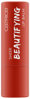Catrice - SHEER BEAUTIFYING - Lip Balam - Balsam do ust