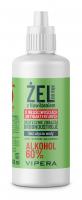 VIPERA - Antibacterial hand gel with moisturizing - 100 ml