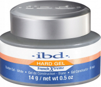 Ibd - Hard Gel - French Xtreme - Żel budujący - White - 14 g