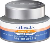 Ibd - Hard Gel - French Xtreme - Żel budujący - White - 14 g