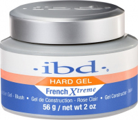 Ibd - Hard Gel - French Xtreme - Building Gel - Rose Clair - 56 g