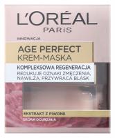 L'Oréal - AGE PERFECT - KREM-MASKA - Kompleksowa regeneracja do skóry dojrzałej
