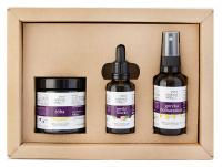 Your Natural Side - Zestaw upominkowy naturalnych kosmetyków - Śliwka & Gorzka pomarańcza
