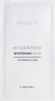 PILATEN - HYDRATING WHITENING MASK - Moisturizing and brightening face mask - 1 pc.
