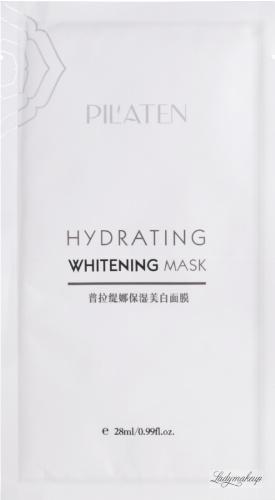 PIL'ATEN - HYDRATING WHITENING MASK - Nawilżająco-rozjaśniająca maska do twarzy - 1 szt.