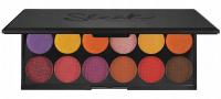 Sleek - i-Divine Mineral Based Eyeshadow Palette - 12 eyeshadows - 1357 CHASING THE SUN