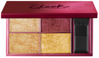 Sleek - Chasing the Sun Highlighting Palette - Paleta 4 rozświetlaczy - 1359 FIRE IT UP