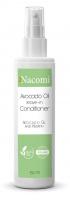 Nacomi - Odżywka do włosów z olejem avocado i kreatyną - Bez spłukiwania
