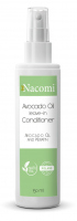 Nacomi - Hair conditioner with avocado oil and keratin - Without rinsing