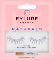 EYLURE - NATURALS - NR 020 - Rzęsy z klejem - efekt naturalny - 6001102N