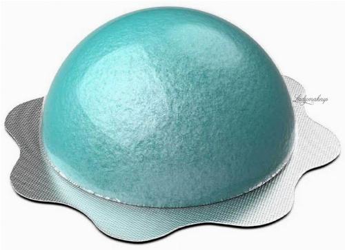 Nacomi - Fizzing Bath Bomb - Musująca półkula do kąpieli - Greckie lato