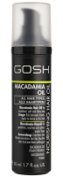 GOSH - NOURISHING MACADAMIA HAIR OIL