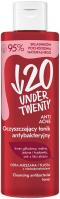 UNDER TWENTY - ANTI ACNE - CLEANSING ANTIBACTERIAL TONER - Oczyszczający tonik antybakteryjny - Cera mieszana i tłusta - 200 ml