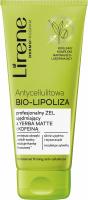 Lirene - ANTYCELLULITOWA BIO-LIPOLIZA - Żel ujędrniający z yerba matte i kofeiną - 200 ml