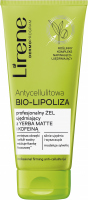 Lirene - ANTI-CELLULITE BIO-LIPOLYSIS - Firming gel with yerba matte and caffeine - 200 ml