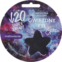 UNDER TWENTY - Matt peel off face mask - Star Dust