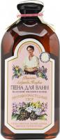 Agafia - Receptury Babuszki Agafii - Syberyjska piana do kąpieli - 500 ml