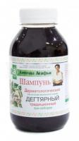 Agafia - Apteczka Agafii - Tradycyjny szampon dziegciowy - 300 ml