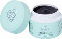 MIYA - My BEAUTY Express - 3-minute smoothing mask with active coconut carbon - 50 g